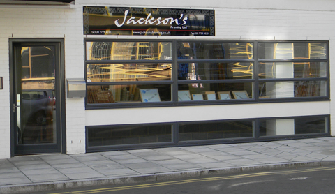 Jackson's Framing Shop