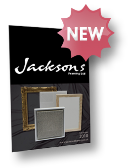 Jackson's Framing catalogue